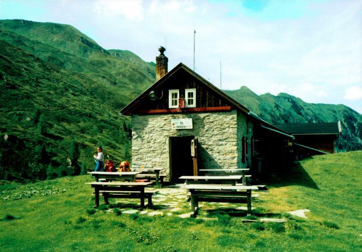 Refugium - Salzburger Hütte