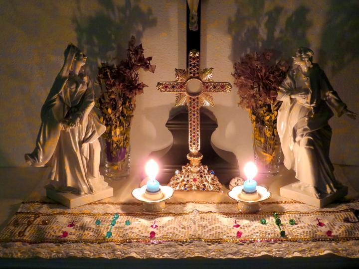 Licht vom Licht, wahrer Gott vom wahren Gott!